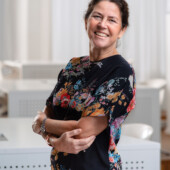 Programdirektør Anette Clausen