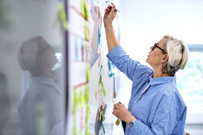 Undervisning hos sommerskolekurset: Design som tilgang til Innovation