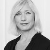 Portræt af Henriette Kjær