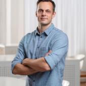 Programdirektør Kim Pedersen