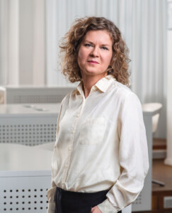 Marketing Manager Merete Blædel Gottlieb