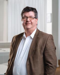 Academic Dean Mogens Bjerre