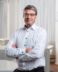 Programdirektør Peter Stolt
