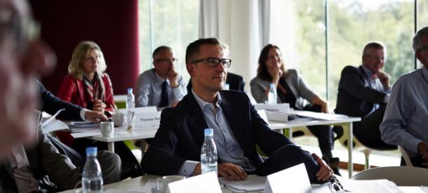 Kursus på CBS Executive, Porcelænshaven, Frederiksberg