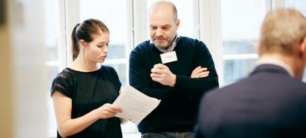 Kursus på CBS Executive, Frederiksberg