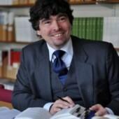 Portræt af Professor P.L.