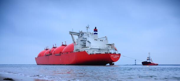 Skib - Containerskib