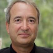 Portræt af Jonathan Gosling, CBS Executive faculty