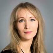 Portræt af Christiane Mossin, CBS Executive faculty