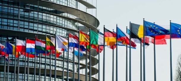Billede af Europaparlamentet, CBS Executive