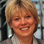 Portræt af Magda Rosenmöller, CBS Executive faculty