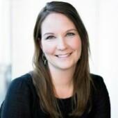 Portræt af Sara Muhr, CBS Executive faculty