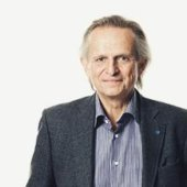 Portræt af Jan Molin, CBS Executive, Faculty