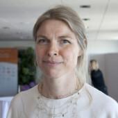 Portræt af Nanna Skovgaard