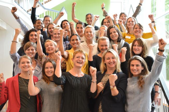 Billede af Leading Women deltagerne 2018