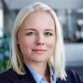 Portræt af Mette Hybschmann, underviser på High Performace Team Leadership