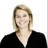 Portræt af Tine Merete Hansen