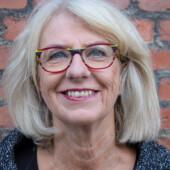 Portræt af Karin Riis-Jørgensen