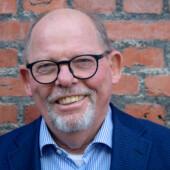 Portræt af Birger Riis-Jørgensen