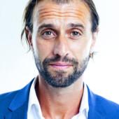 Portræt af Morten Albæk
