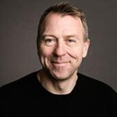 Portræt af Karsten Vrangbæk
