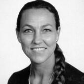 Portræt af Rikke Nielsen