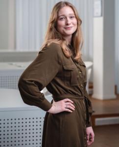 Program Manager Frederikke Høgenhaug