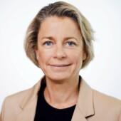 Portræt af Inge Berneke