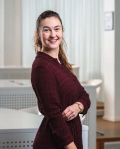 Programassistent Kirstine Lund Larsen