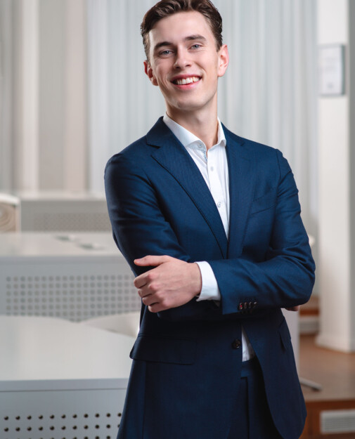 Programassistent Oskar Rask Bjerre