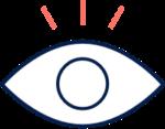 Billedeikon af illustration af øje