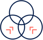 Billedeikon af illustration af tre cirkler