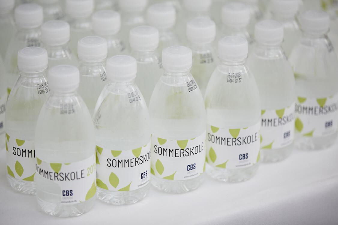 CBS Executive Sommerskole vandflasker